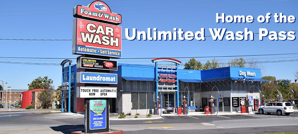 Home Unlimited Wash Pass